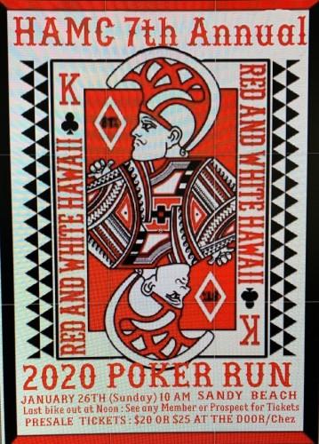 2020-01-26-Honolulu Poker run