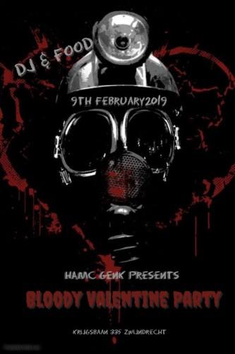 2019-02-19 bloody valentine genk