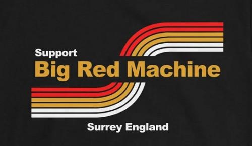 Big Red Machine SURREY