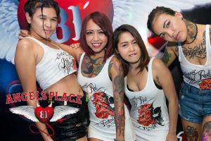 Bars-op – Hells Angels MC World