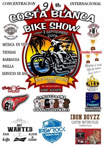 2019-09-01-Costa Blanca Bike show