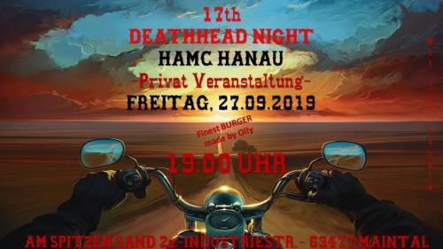 2019-09-27-DEATHHEAD NIGHT  HAMC HANAU -2019